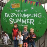 Splendiferous Summer with Roald Dahl and Mr Kipling