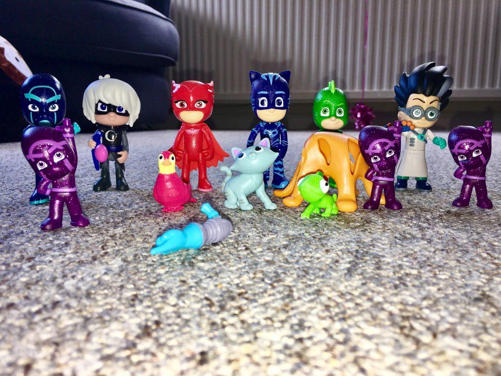PJ Masks Deluxe Figures