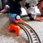 Fisher-Price Thomas & Friends TrackMaster Twisting Tornado Set : Review