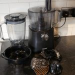 VonShef 750W Food Processor : Review