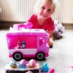 Num Noms Lip Gloss Truck : Review