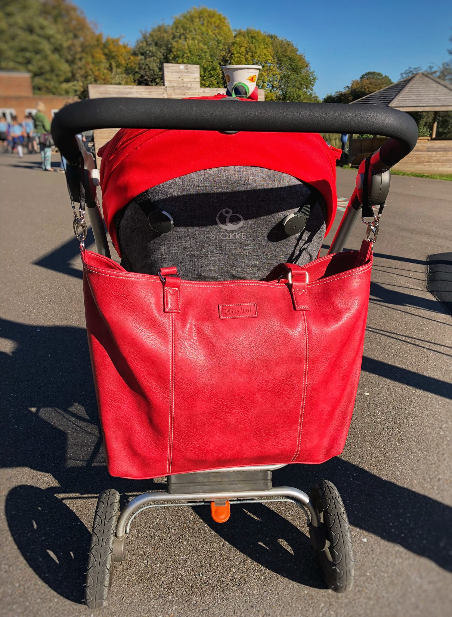 f39be55d6f9d Most changing bags these days have additional pockets and sections for your  baby s items as well as your own but here s why the Mia Tui Jennie is  perfect ...