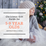 Christmas Gift Guide for 5-9 Year Olds