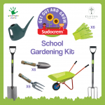 AD: Get Out and Grow launches school gardening kit giveaway