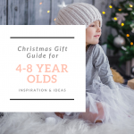 Christmas Gift Guide 4-8 year olds